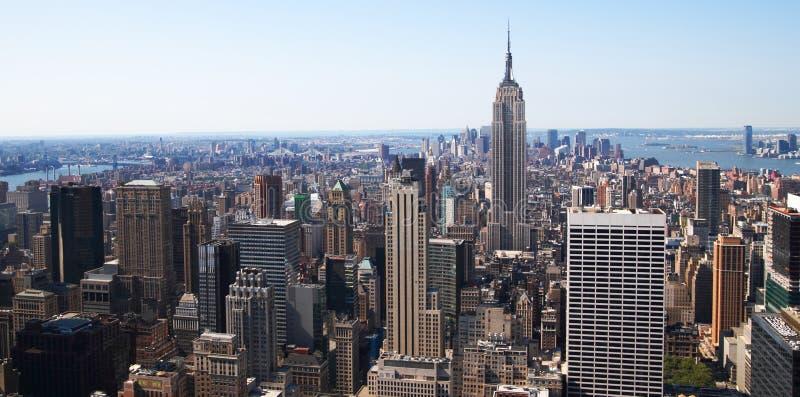 New York City Manhattan fotografia stock libera da diritti