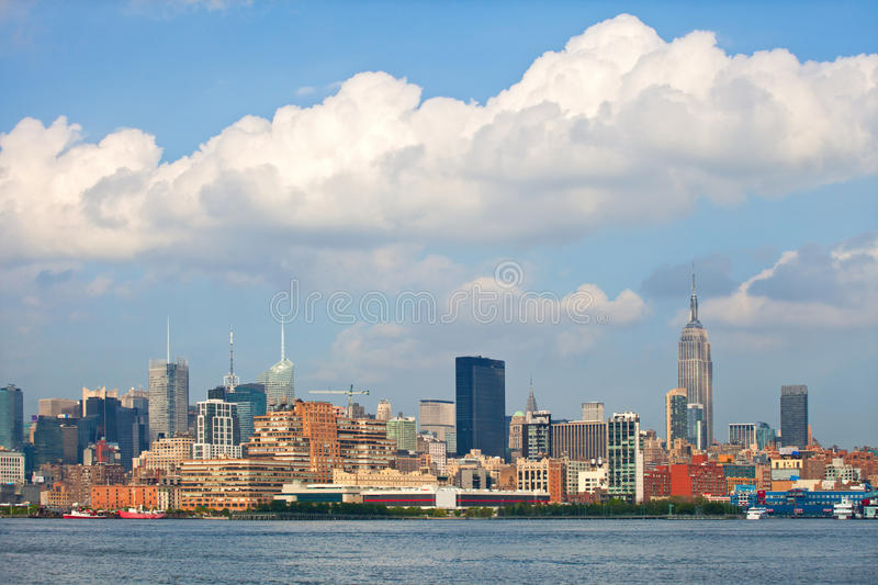 Download New York City, Manhattan Buildings View Stock Photo - Image: 31410726