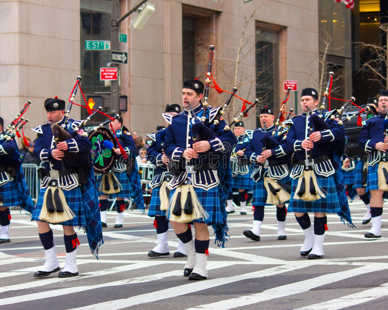 Download St. Patricks Day Parade NYC Editorial Stock Photo - Image: 29837228