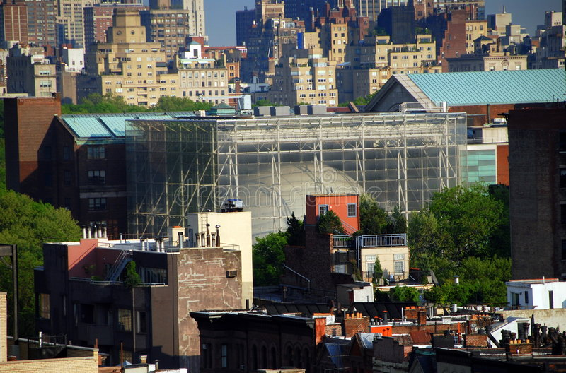 New York City: Planetarium de Hayden imagens de stock royalty free