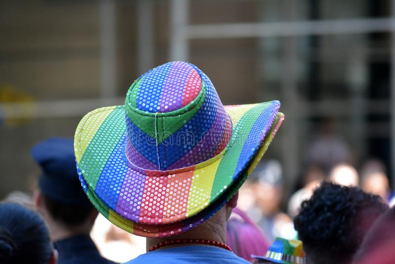 New York City Pride Parade photos stock