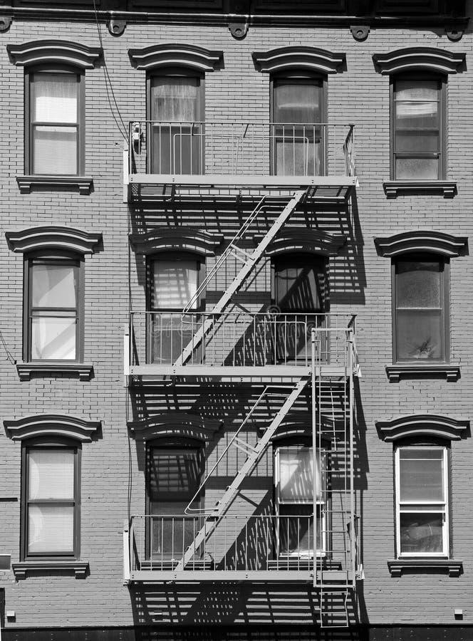 New York city residential stock image
