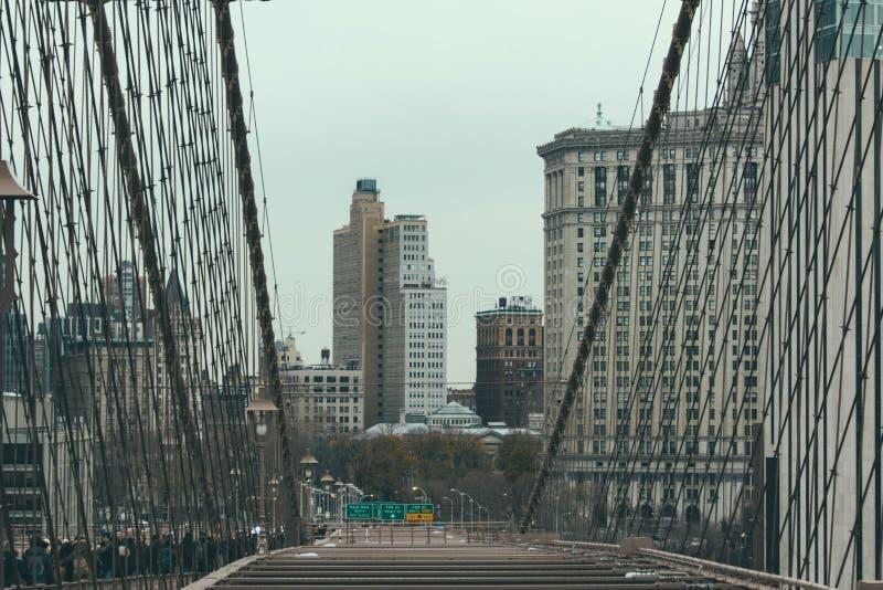 New York city skyline royalty free stock image