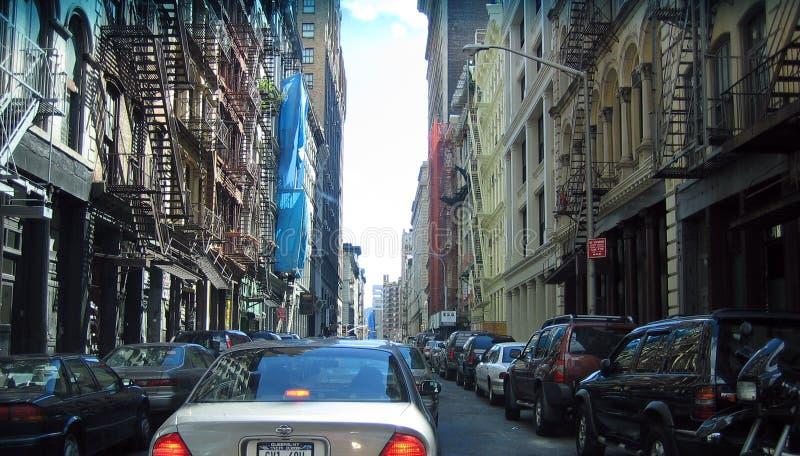 New York City Street royalty free stock photo