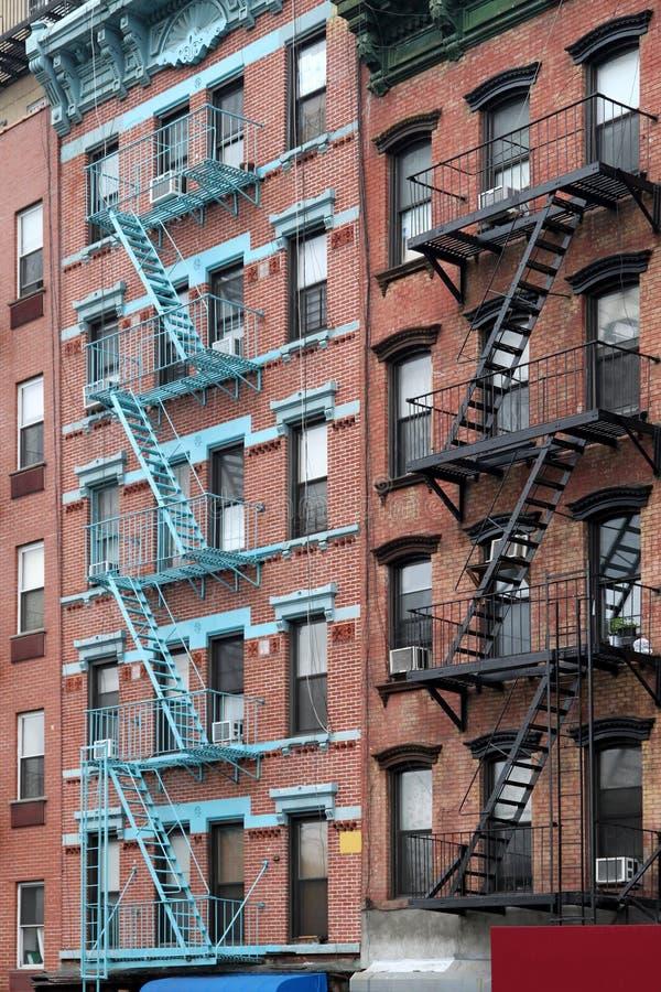 New York City Tenement Royalty Free Stock Photography