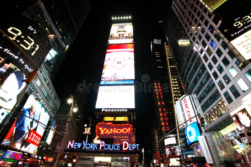 New York City- Times Square royalty free stock photography