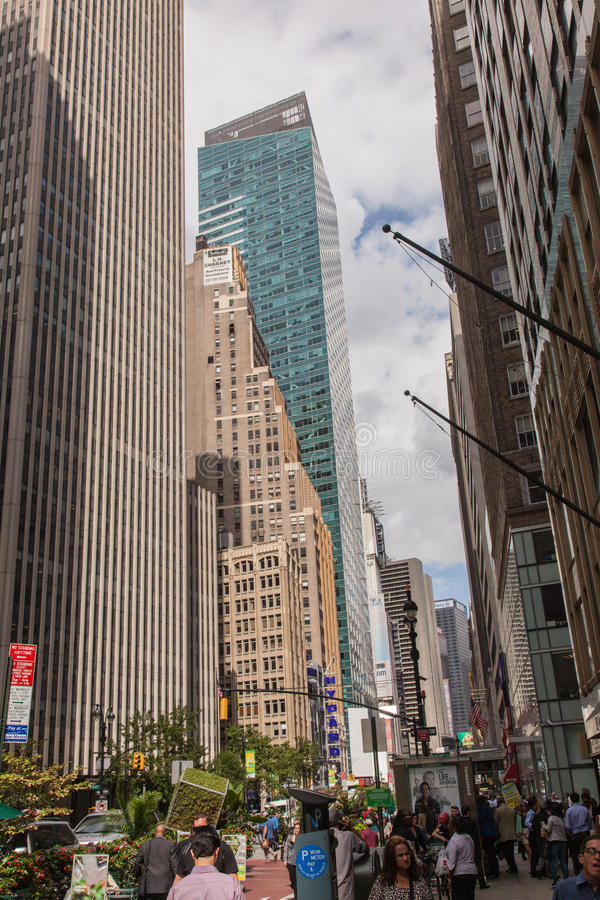 New York City Walk Editorial Image