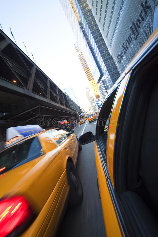 Download New York City Yellow Taxi Cabs Editorial Photo - Image: 18442736