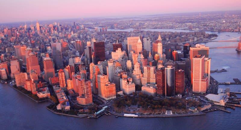 New- York Cityansicht stockfotografie