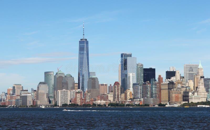 New- York CitySkyline stockfoto