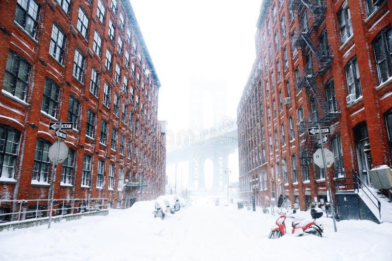 New- York CitySkyline stockbilder