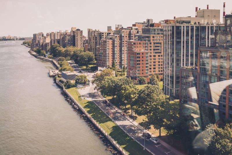 New- York Citystraßen stockbilder