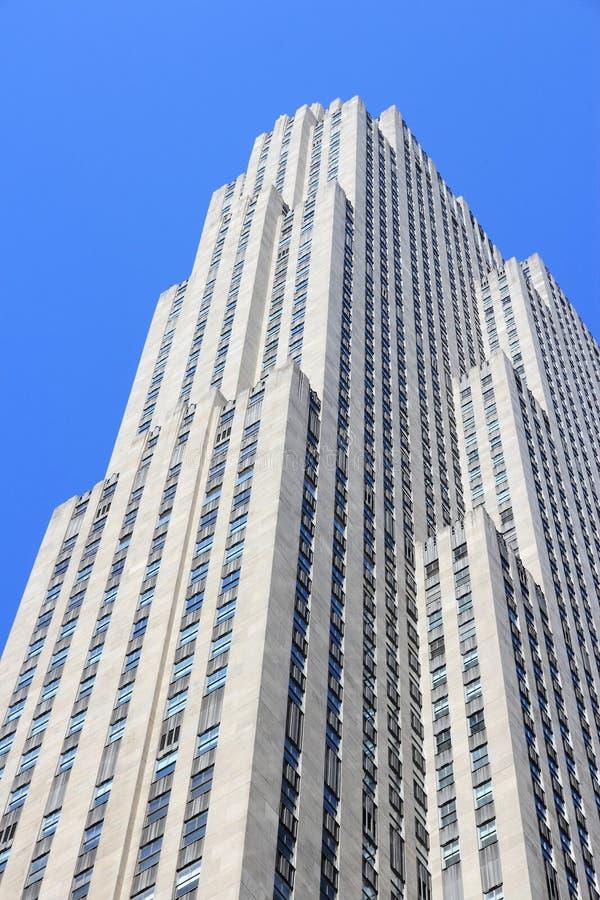New- York Citywolkenkratzer stockfotografie