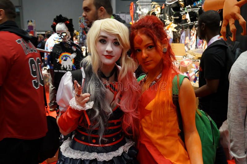 New York Comic Con 2015 38. New York Comic Con is the East Coast's biggest and most exciting popular culture convention. Our Show Floor plays host to the latest stock images