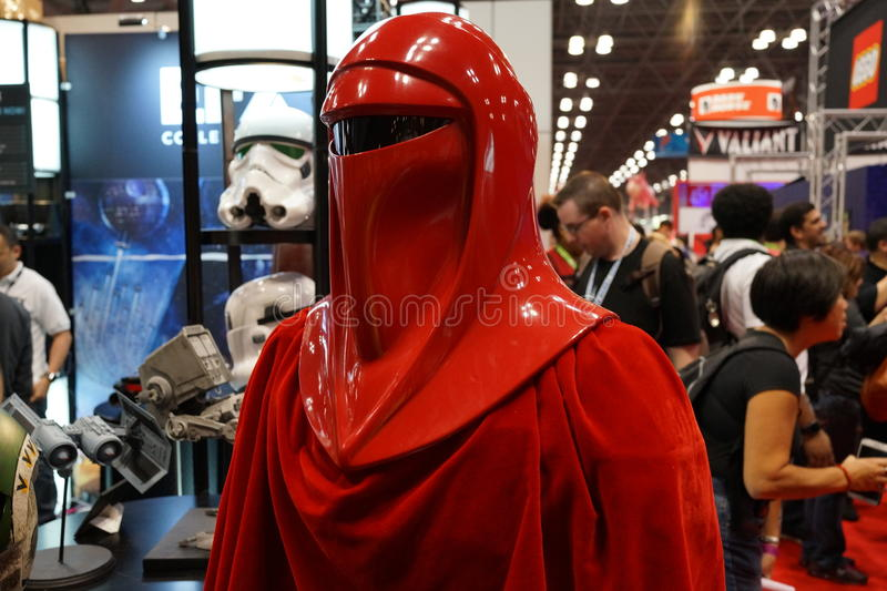 New York Comic Con 2015 47. New York Comic Con is the East Coast's biggest and most exciting popular culture convention. Our Show Floor plays host to the latest stock photos