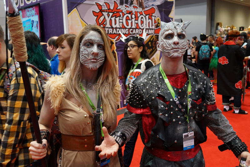New York Comic Con 2015 58. New York Comic Con is the East Coast's biggest and most exciting popular culture convention. Our Show Floor plays host to the latest stock images