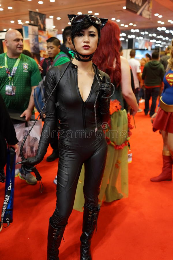 New York Comic Con 2015 69. New York Comic Con is the East Coast's biggest and most exciting popular culture convention. Our Show Floor plays host to the latest stock photo