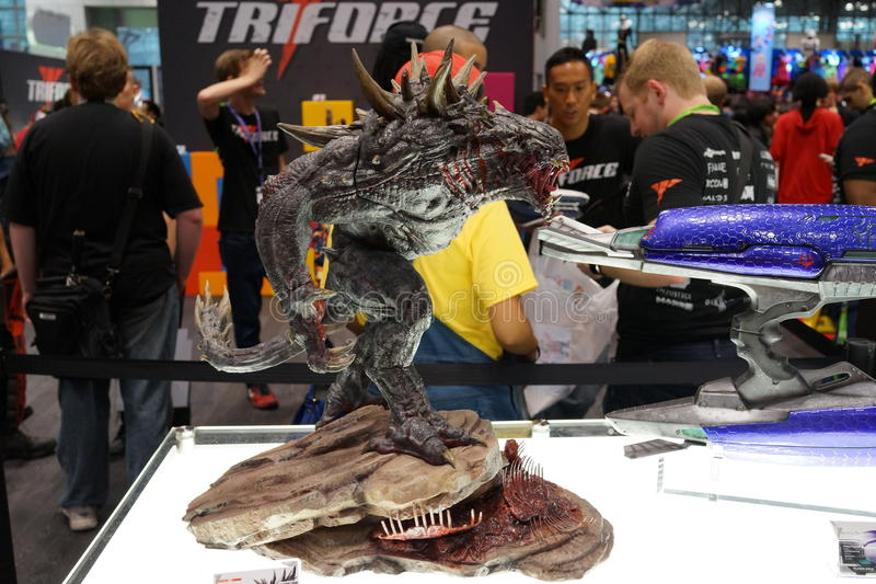New York Comic Con 2015 80. New York Comic Con is the East Coast's biggest and most exciting popular culture convention. Our Show Floor plays host to the latest stock photo