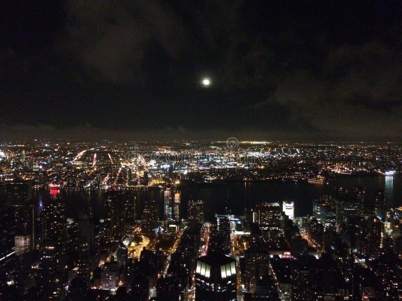 New York dall'impero fotografia stock libera da diritti