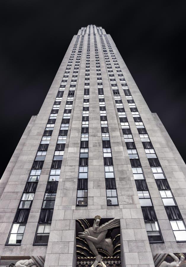 New York de Rockefeller photo stock