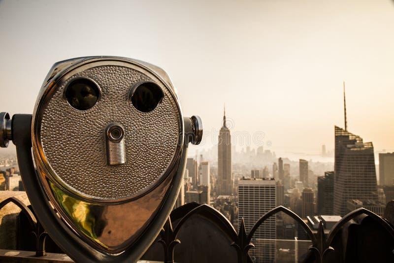 New York, de V royalty-vrije stock afbeeldingen