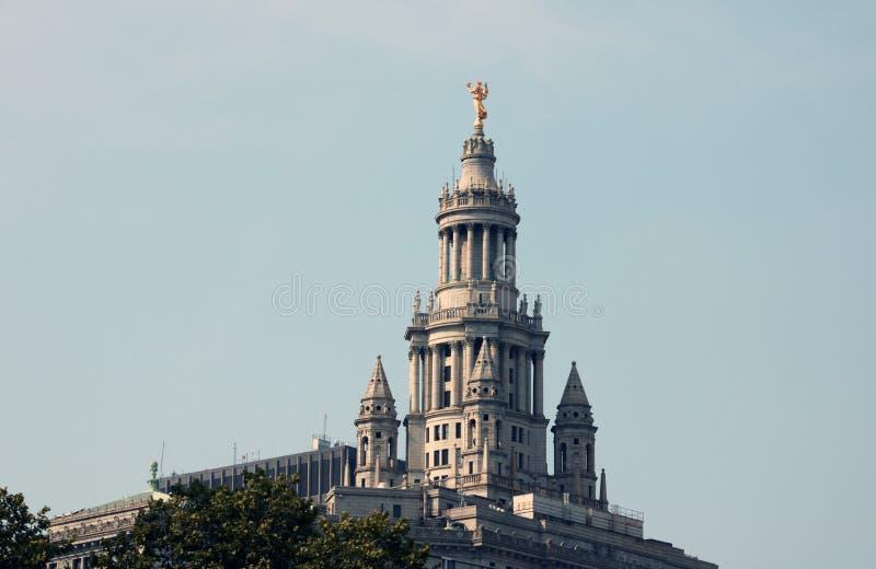 New York, Etats-Unis - 2 septembre 2018 : Hôtel de Ville dans NYC photos stock