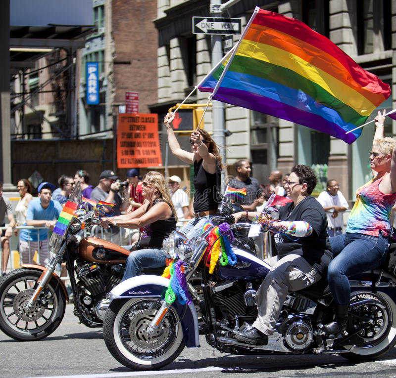 City, the birthplace of the gay rights movement in the