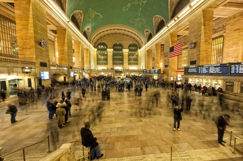 New York Grand Central immagine stock