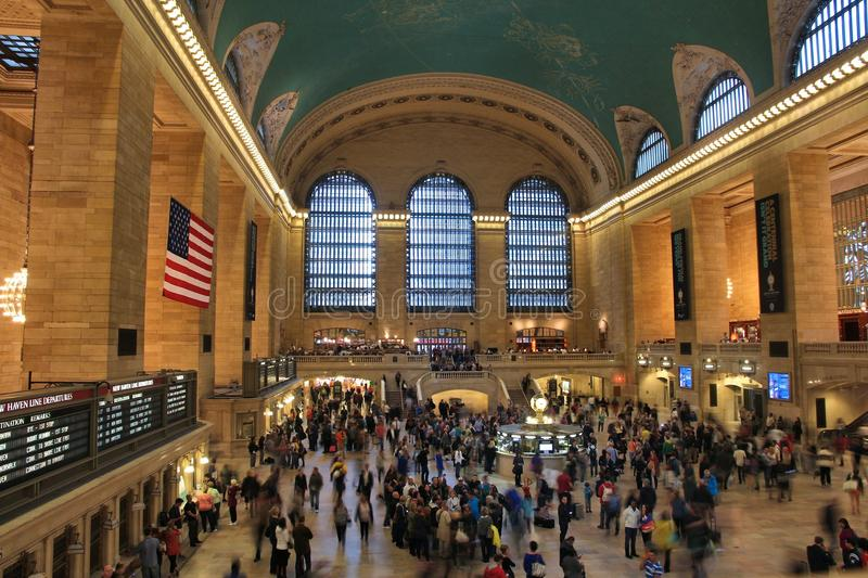 New York - Grand Central stock images