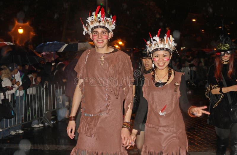Download New York Halloween Parade editorial stock image. Image of york - 11616674