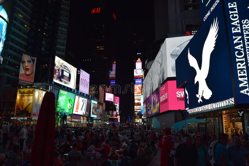 New York June 2015 royalty free stock images