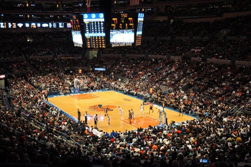 New York Knicks   lizenzfreies stockfoto