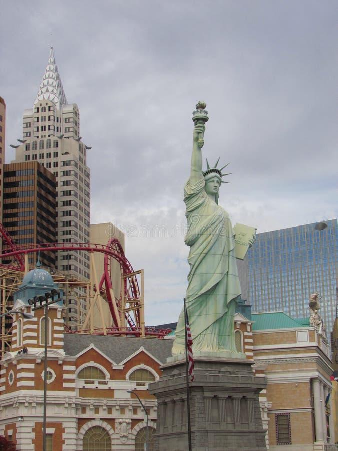 Free New York,Las Vegas Stock Photography - 17601282