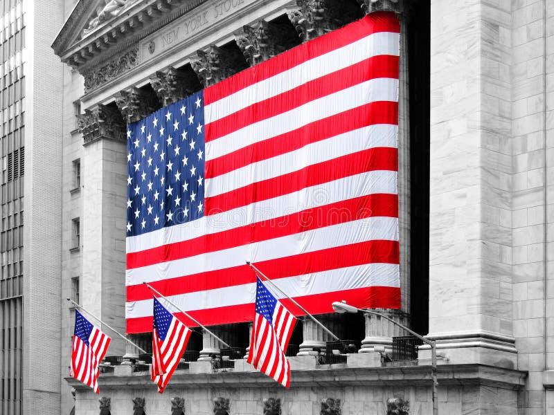 NEW YORK - MAART 9: New York Stock Exchange op 9 Maart, 2007 binnen