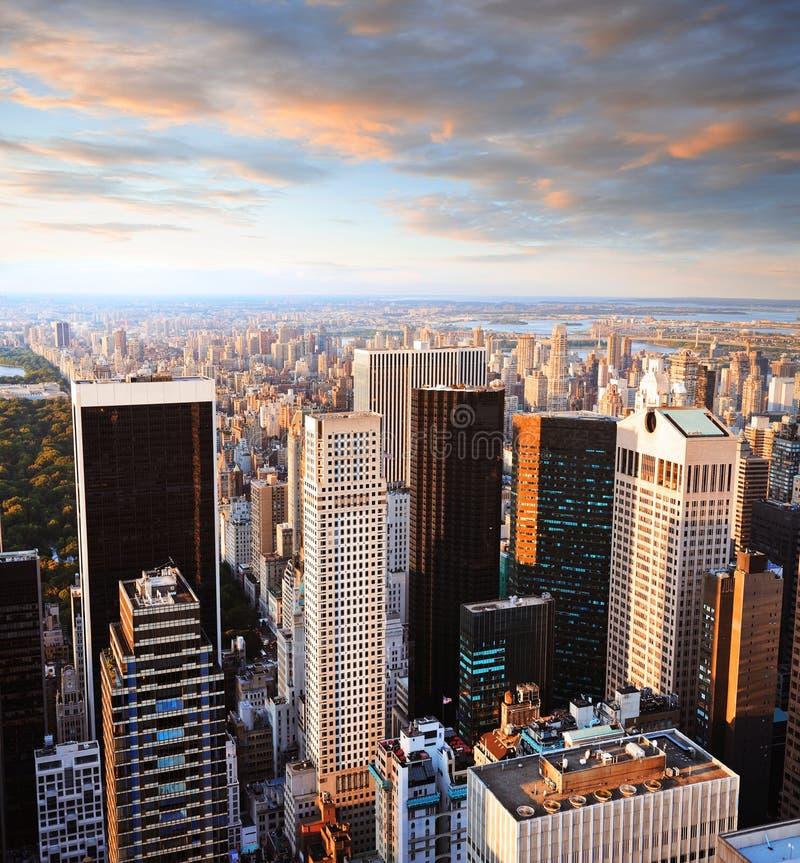 New York Manhattan stock images