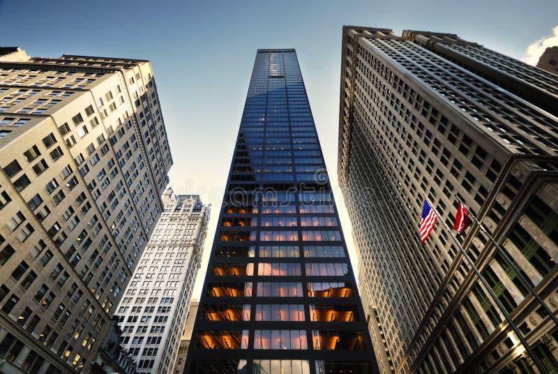 New York Manhattan fotografia de stock