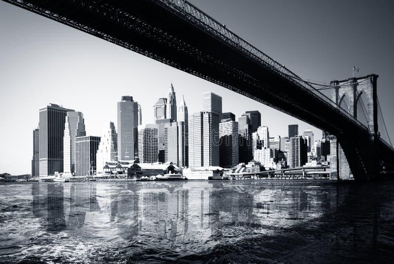 New York Manhattan stockbilder