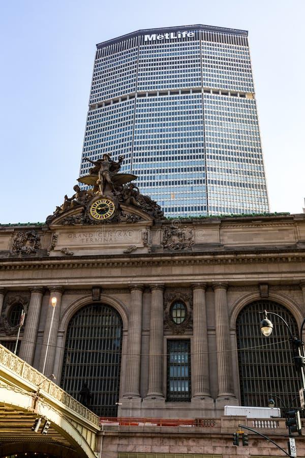 New York, Manhattan fotografie stock libere da diritti