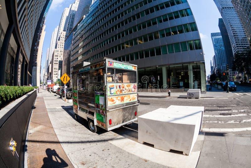 New York, Manhattan immagine stock
