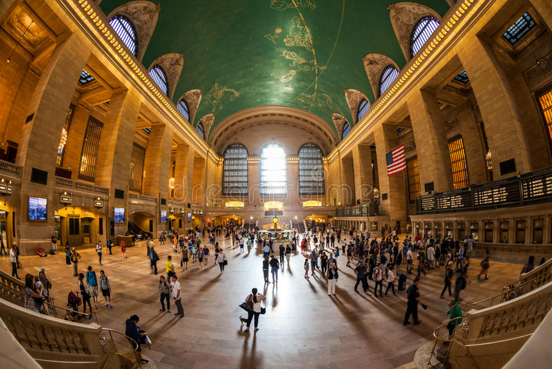 New York, Manhattan immagini stock