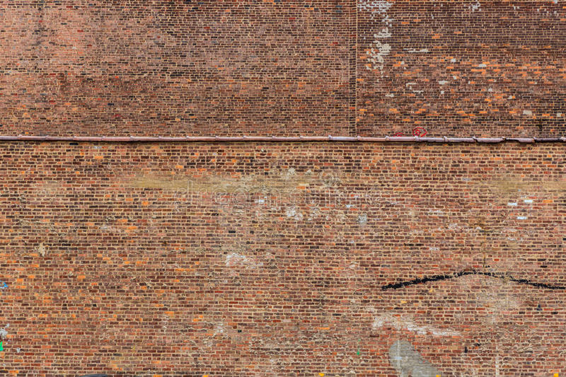 New York Manhattan grunge brick wall texture US royalty free stock photos