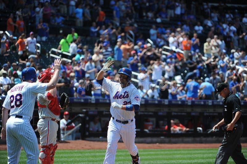 New York Mets Mike Cuddyer zdjęcie royalty free