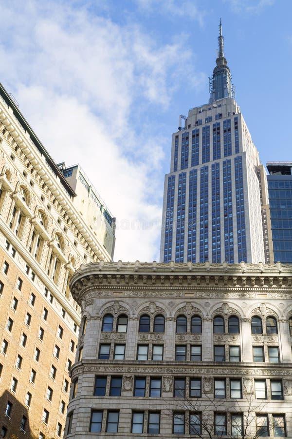 New York, Midtown Manhattan fotos de stock