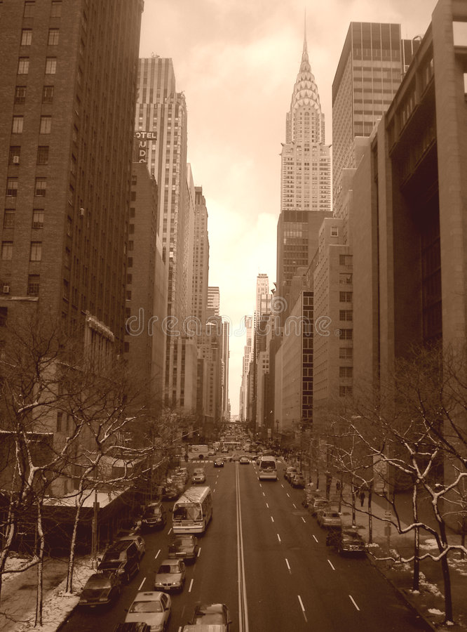 New York, New York imagem de stock royalty free