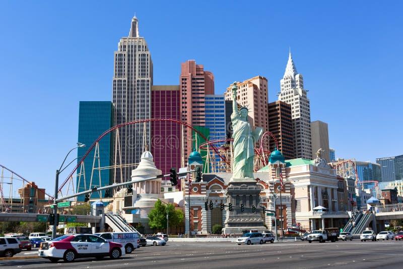 Download New York-New York casino editorial photo. Image of landmark - 30305671