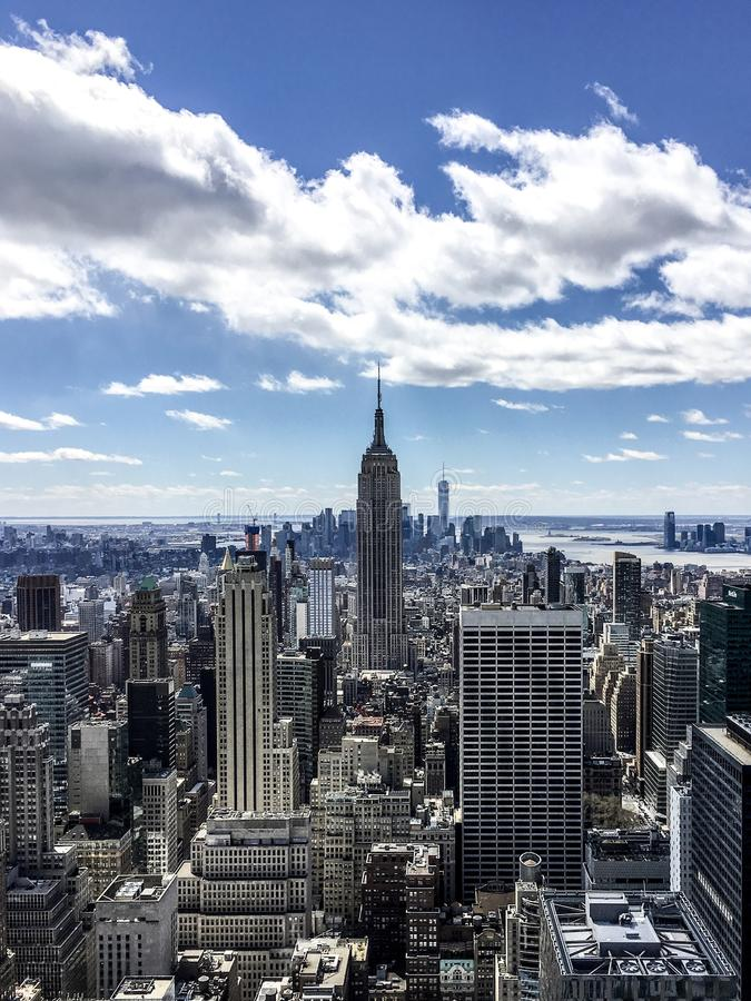 New York, New York stock image