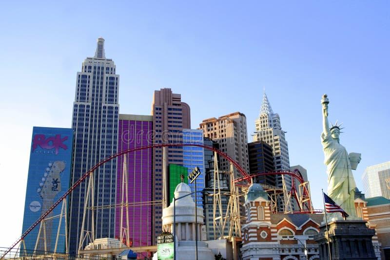 Download New York New York Hotel - Las Vegas Editorial Stock Image - Image: 12632374