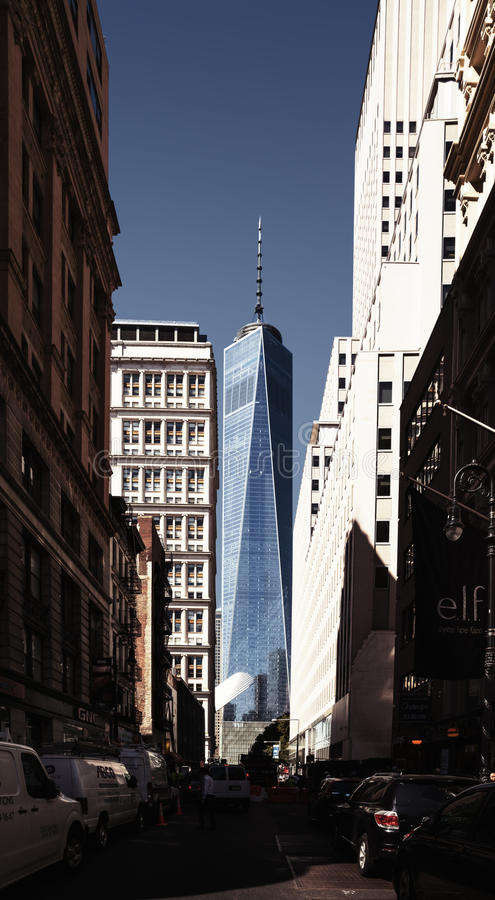 New York and New Yorkers stock photography