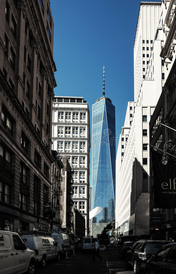 New York and New Yorkers royalty free stock image
