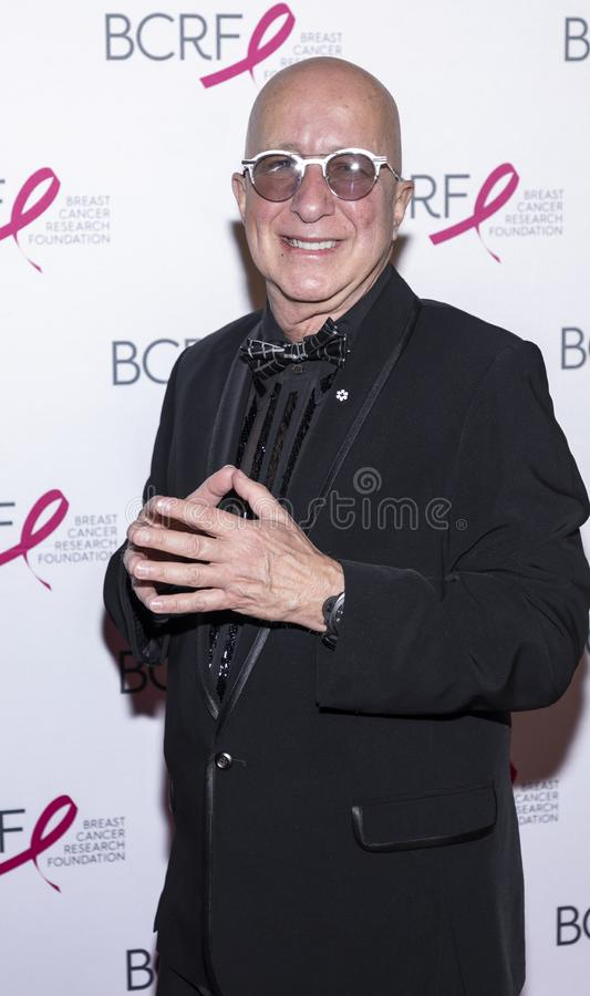 BCRF 2019 Hot Pink Party arrivals stock images